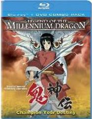Legend of the Millennium Dragon (BLU)