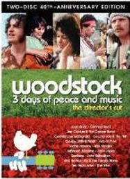 Woodstock: 3 Days Of Peace And Music [The Director's Cut] (DVD)
