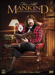 WWE: For All Mankind- The Life and Career of Mick Foley (DVD)