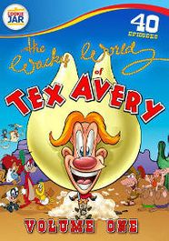 Wacky World of Tex Avery - Volume One (DVD)
