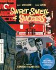 Sweet Smell Of Success [Criterion] (BLU)