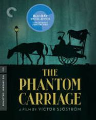 Phantom Carriage [Criterion] (BLU)