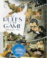The Rules of the Game [1939] [Criterion] (BLU)