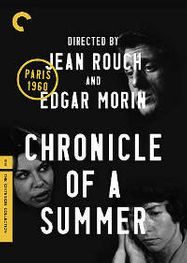 Chronicle Of A Summer [1961] [Criterion] (DVD)