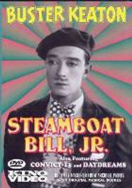 Steamboat Bill Jr. (DVD)