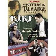 Kiki [1926]/Within The Law [1923] (DVD)