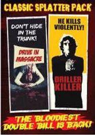 Drive-In Massacre/Driller Kill (DVD)