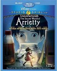 The Secret World Of Arrietty (BLU)