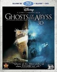 Ghosts of the Abyss 3D (BLU)