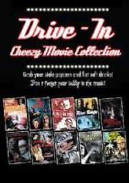 Drive-In Cheezy Movie Collection (DVD)
