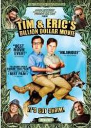 Tim & Eric's Billion Dollar Movie (DVD)