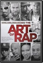 Something from Nothing: The Art of Rap (DVD)