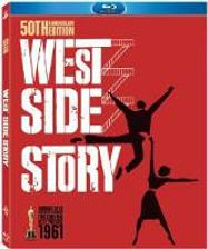 West Side Story: 50th Anniversary Edition (BLU)