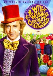 Willy Wonka & The Chocolate Factory [40th Anniversary] (DVD)