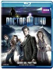 Doctor Who [Series 6, Vol. 2] (BLU)