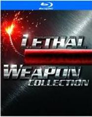 Lethal Weapon: The Complete Collection (BLU)