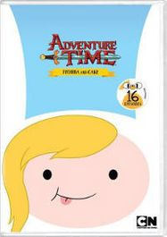 Adventure Time: Fionna And Cake (DVD)
