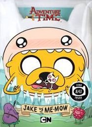 Adventure Time: Jake Vs Me-Mow (DVD)