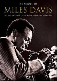 Tribute To Miles Davis: Concert (DVD)