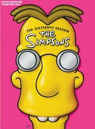 The Simpsons: The Sixteenth Season [Collector's Edition] (DVD)