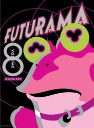 Futurama: Volume. 8 (DVD)
