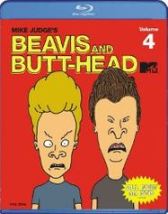 Beavis And Butt-Head: Volume 4 (BLU)