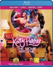 Katy Perry The Movie: Part Of Me (BLU)
