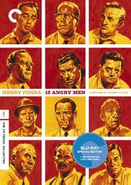 12 Angry Men [1957] [Criterion] (BLU)