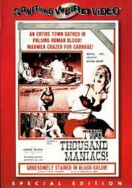 Two Thousand Maniacs! [1964] (DVD)