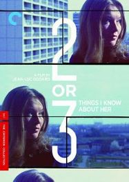 2 Or 3 Things I Know About Her [1967] [Criterion] (DVD)