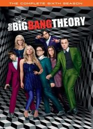 The Big Bang Theory: The Complete Sixth Season (DVD)