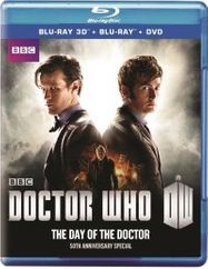 Doctor Who: The Day of the Doctor 3D - 50th Anniversary Special (BLU)