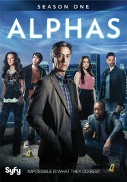 Alphas: Season One (DVD)