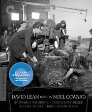 David Lean Directs Noël Coward [Criterion] (BLU)