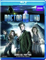 Doctor Who: Series Six, Part Two (BLU)
