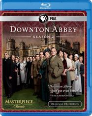 Downton Abbey: Season 2 (BLU)