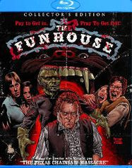 The Funhouse [1981] (BLU)