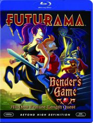 Futurama: Bender's Game (BLU)