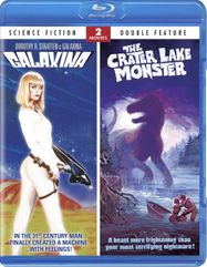 Galaxina / Crater Lake Monster (BLU)