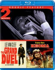 The Grand Duel [1972] / Keoma (BLU)