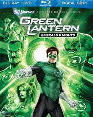 Green Lantern: Emerald Knights (BLU)