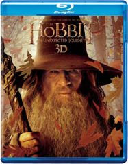 The Hobbit: An Unexpected Journey 3D (BLU)