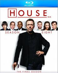 House: Season 8 - The Final Season (BLU)