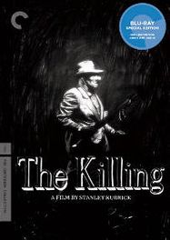 The Killing [1956] [Criterion] (BLU)