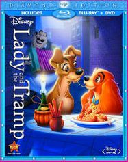 Lady and the Tramp [1955] BLU)