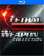Lethal Weapon Collection (BLU)