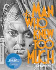 The Man Who Knew Too Much [1934] [Criterion] (BLU)