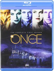 Once Upon a Time: The Complete First Season (BLU)