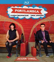 Portlandia: Season Three (BLU)