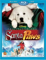 The Search for Santa Paws (BLU)